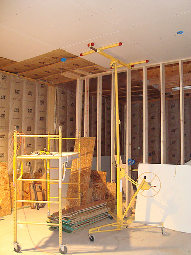 Drywall lift
