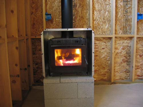 Woodstove For The Woodshop Duane Mcguire Blog